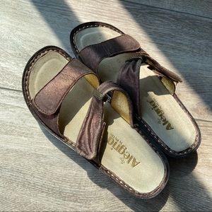 Alegria Karmen Metallic Fun Sandal